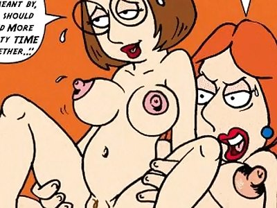 lois griffin naked family guy