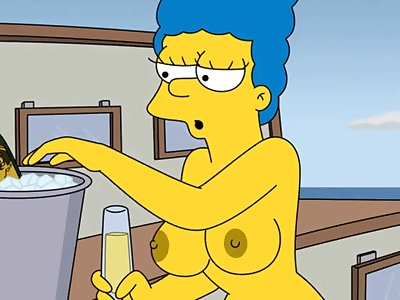 the simpsons homer sex