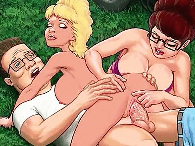 king of the hill luanne and bobbie sex