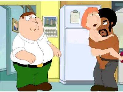 Family Guy Hot