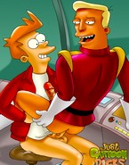 Gay secrets of Futurama