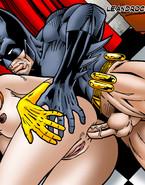 Batman Fuck Batgirl