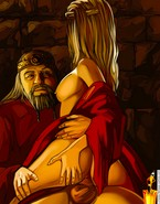 Beowulf and his babe
