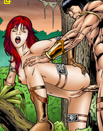 XXX Red Sonja Drawings