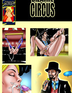 International Comix: Extreme Circus