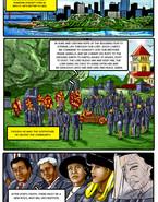 Gangsters comics