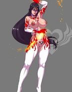 Naked Comics girls toon pics