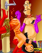 Mulan and her porn buddies unveiling their kinky sadistic sex skills