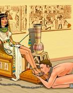 Femdom secrets of pyramids