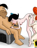 Flintstones team up on Betty