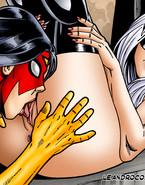 Spider Woman Porn