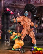 Mortal Kombat gets even rougher