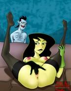 Evil Kim Possible chicks sexual intercourse the hardest