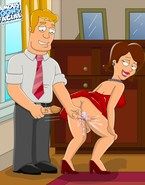 American Dad babes getting used