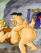 The Flintstones gone gay