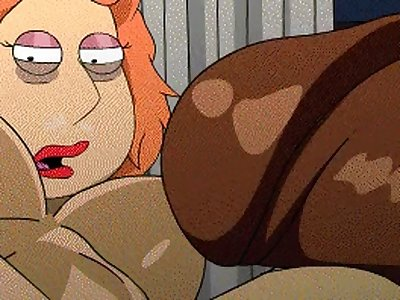 family guy episode lois naked on couch i'm really scaried