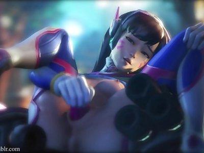 Overwatch Character Spotlight 03 - D.VA