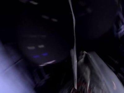 Mass Effect: Futa Edi gets a Blowjob