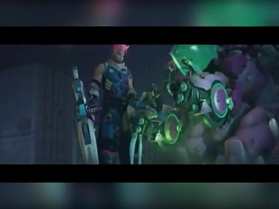 Overwatch Zarya Fucks Dva