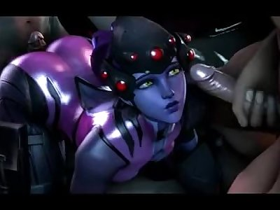 Widowmaker Perv Garden
