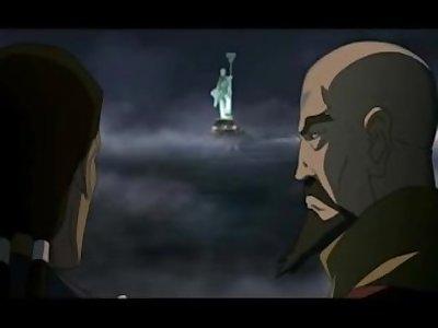 The Legend of Korra - Drawn-Hentai