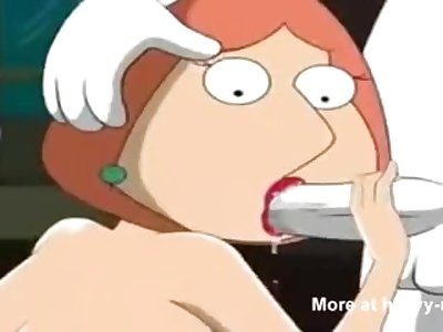 Brian Griffin the Dog Fucks Lois Griffin Family Guy (Peter is now a Cuck?)