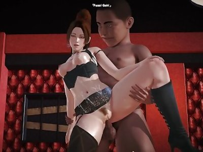 Honey Select Party ( Mai Shiranui, King of Fighters )