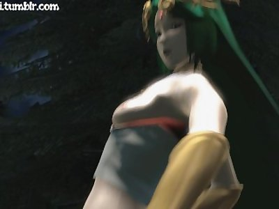 Palutena & The Werewolf  SFM