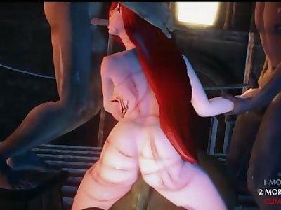 Katarina Game sex scenes