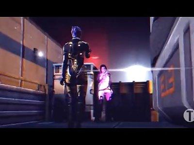 Mass Effect Futa