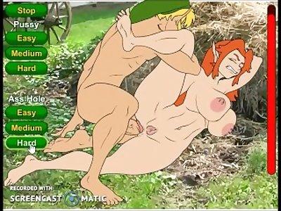 zelda hentai game