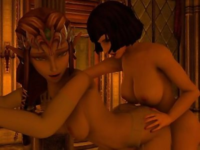 Zelda X Elizabeth