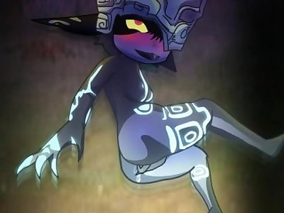 Midna 2D Animation