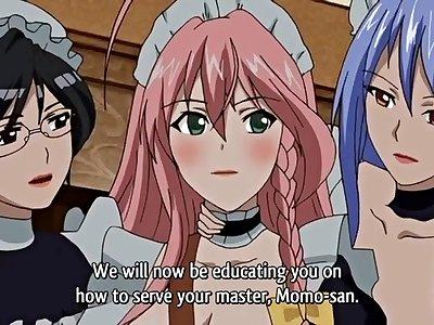 Maid-san to Boin Damashii The Animation ep. 2