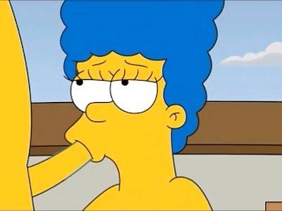 Marge Simpson Porn