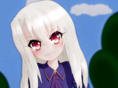 Illya x Shiro Animation - Part 1 by Mantis-x