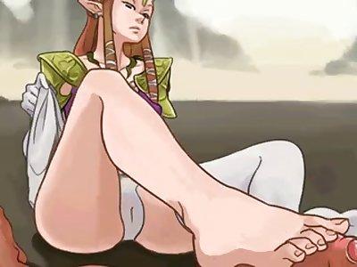 the zelda porn