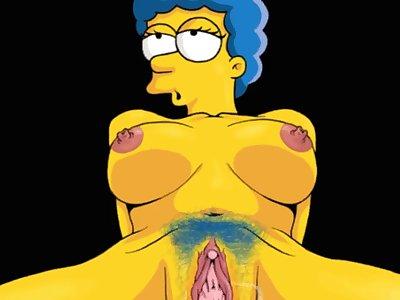 nude simpsons pics