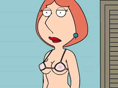 family guy porn drawn sex presents bondage
