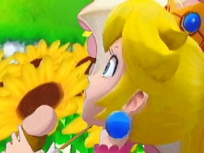 princess peach hot pictures