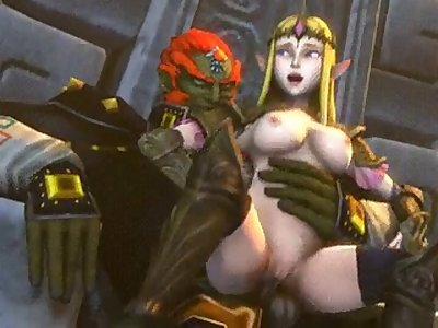 princess zelda porn