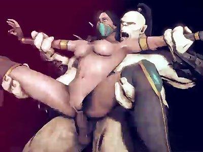 Mortal Combat Hot