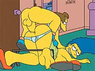 marge simpson rule 34 Hentai