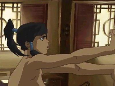legend of korra lesbian hentai