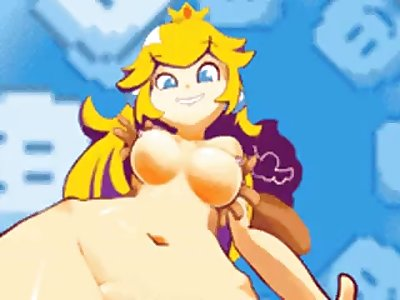 princess peach nude