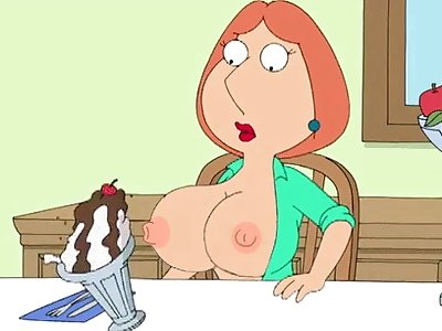 simpsons family guy sex