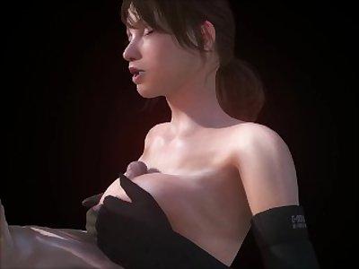 Quiet (Metal Gear) Collection #2