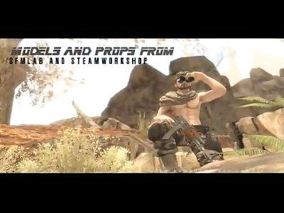 Metal Gear Solid Quiet SFM Special 3