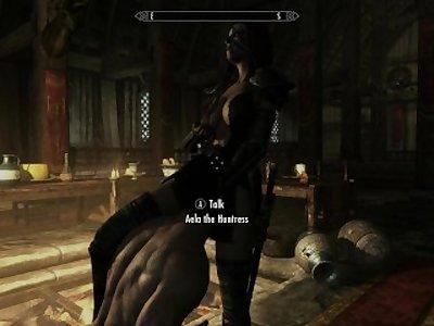 Skyrim: Sex With Aela (Matrix Fluke Zion Remake)