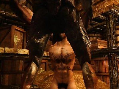 Skyrim: The Pirate Whore II